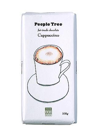 people tree チョコカプチーノ