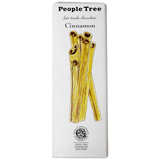 people tree チョコレート・シナモン