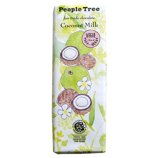 people tree チョコレート・ココナッツミルク