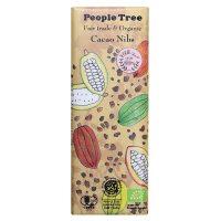 people tree チョコレート・カカオニブ