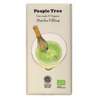 people tree チョコ抹茶