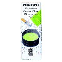 people tree チョコレート・抹茶ホワイト・ ライスキノアパフ