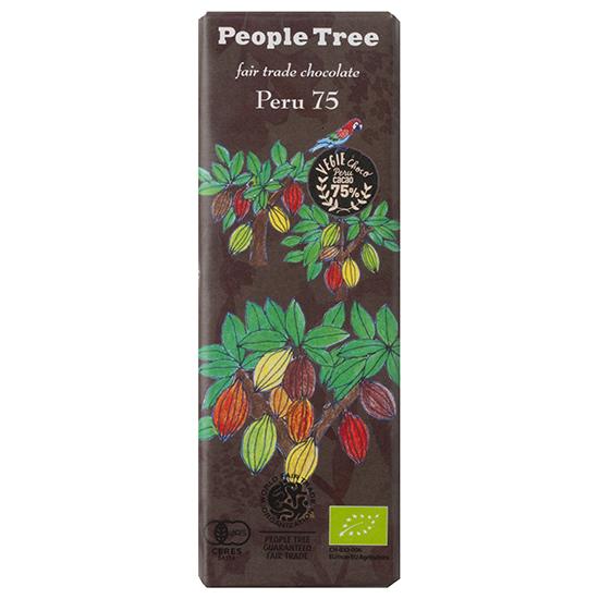 people tree チョコレート・ペルー75