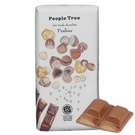 people tree チョコプラリネ